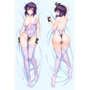 Ghost in the Shell Dakimakura Hugging Pillow Cover